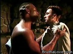 Brutal love in jail