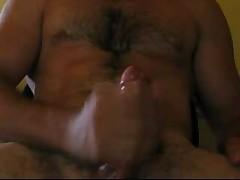 A big orgasm