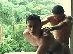 Latinos in anal adventures