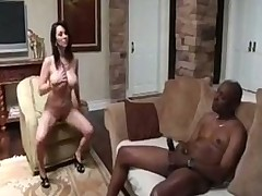 Hot MILF Rayveness Gets What She Wants..A Big Black Dick