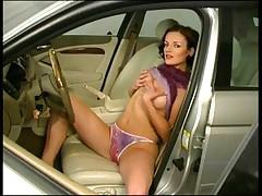 Rich lady seducing 1