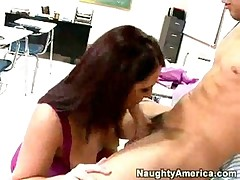 Hot teacher fucking