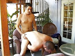 Cock of his best friend's father