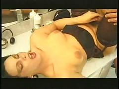 Shemale in bath