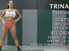 Trina Michaels vs. Gia Dimarco