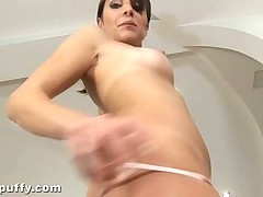 Teen Playing With Her Pussy