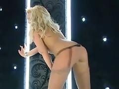 Sexy blonde MILF telephone sex