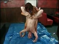 Oil porn clips