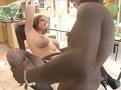 Big Titties and Black Cock