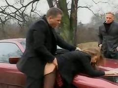 Outdoor porn tube