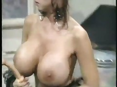 Hot Lesbian Girls with Toys Vintage Porn