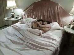 Kristara Barrington Wrestled in Bed