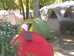 Upskirt Camping