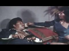 Vintage Interracial Scene