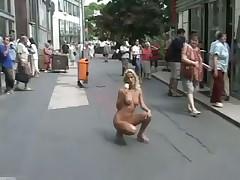 Sexy bazaar cloudless in public