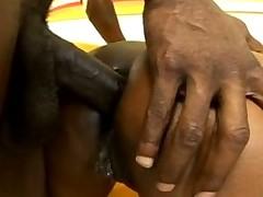 Ebony Ass Fuck
