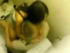 Girl Fucking In Public Bathroom