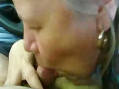 Sucking My Date In His Car And Getting Cum