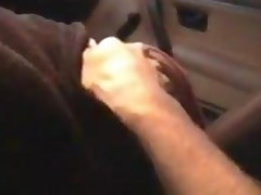 Slut Fucked In The Car