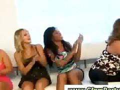 Horny Cfnm Girls Spoling Stripper