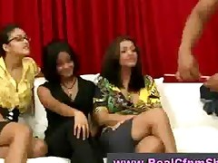 Masturbating In Front Of Cfnm Babes