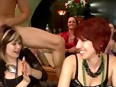 Cfnm Sexy Sluts Take Dick