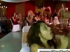 Latina Cfnm Girl Sucking Strippers Dick