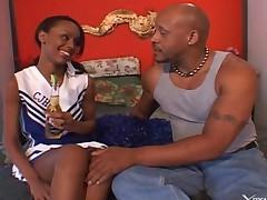 Ebony Cheerleaders 1