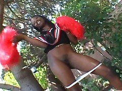Ebony Cheerleaders 3