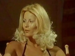 Classic Pornstar Seka Sucking Cock