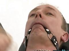 Cfnm Femdom Sluts Get Hot
