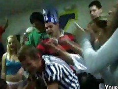 Jello Wrestling In The Dorm Lounge