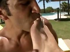 Sexy Footjobs Vol 1