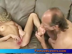 Ashley-Blonde-Foot-Fetish-Footjob-Feet-Footdom-Cumshot