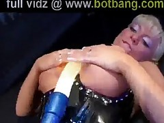 Hot Girl Takes Fucking Machine