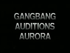 gang bang audition