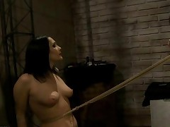 Hot Slavegirl Getting Punished And Fucked