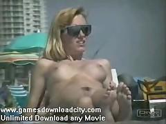 Eurobeach - Pizz Buin - Nude And Topless Beach - Nudist