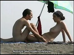 Beach Nudist - 0002