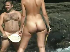 Beach Nudist - 0127 Iv-Vi