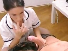 Hot Asian Nurse Fuck