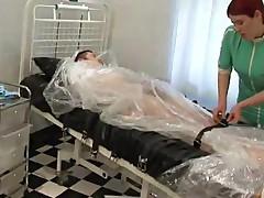 Kinky Plastic Nurse