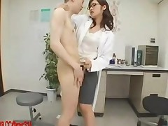 Lustful Nurse Fucked By Patient