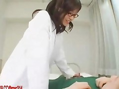 Lustful Nurse Fucked By Patient