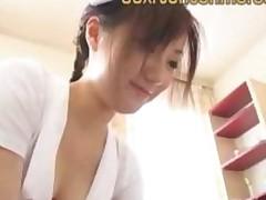 Yui Nakata Cute Nurse