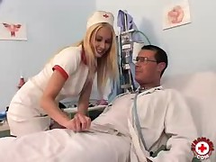 Nurse Julie Silver Squirting And Fucking The Doctor