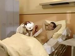 Tyra Misoux Nurse Sex Scene