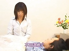 Bunko Kanazawa Sexy Asian Nurse Teaches
