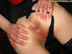 Cute Skinny Naughty Teen Fetish Nurse Poses And Masturbates