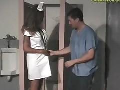 Hot Ebony Nurse Gets Banged By Hot White Hunk 1 Wmv